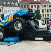 monstertruck slide